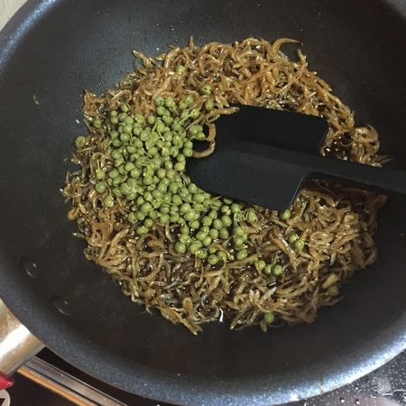 実山椒を入れる