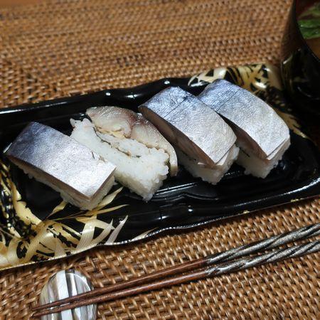 BIGの鯖寿司
