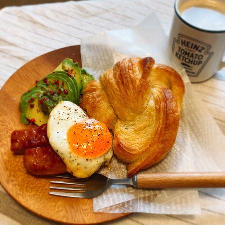 久しぶりにちゃんとした朝食