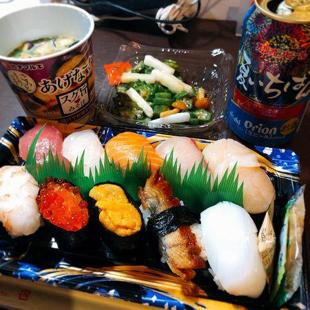 魚屋さんのお寿司