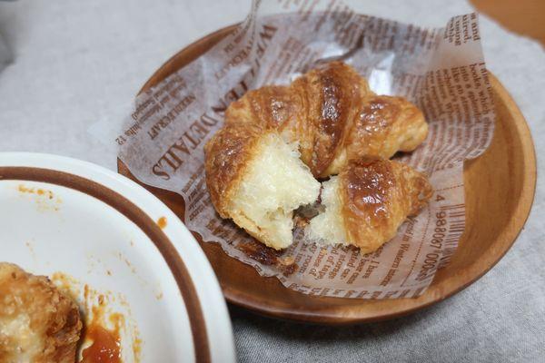 パンにつけて食べてもとても美味しい