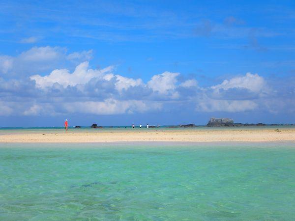 石垣島の幻の島