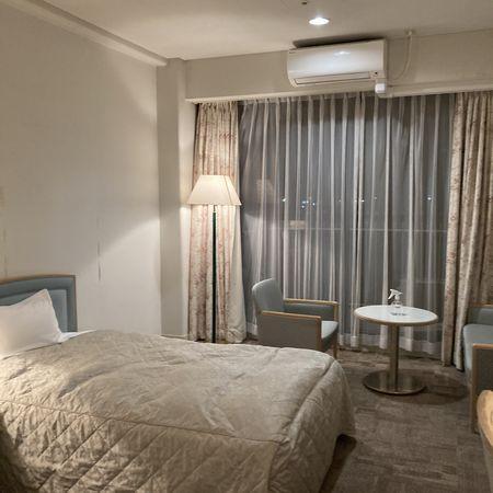 ホテルアジュール汐の丸の部屋